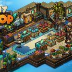 Tiny Shop - game cho phép bạn điều hành một cửa hàng bán vật dụng của anh hùng
