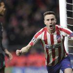 Saul: 'Hạ Liverpool chưa phải trận khó nhất của Atletico'