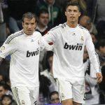 Ronaldo từng nổi cáu sau trận thắng đậm của Real