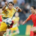 Việt Nam tranh vé dự Olympic với Australia