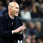 Zidane qua mặt Mourinho