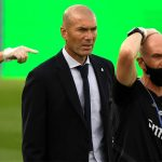 Zidane chạm mốc 200 trận làm HLV Real