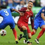 Bồ Đào Nha chung bảng Pháp, Đức ở Euro 2020