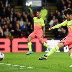 Man City thắng dễ Crystal Palace
