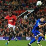 Man Utd đi tiếp ở Cup Liên đoàn nhờ sút luân lưu
