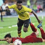 Tiền đạo Malaysia tự tin trước trận đấu Việt Nam