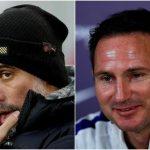 Guardiola: 'Lampard khởi đầu sự nghiệp cầm quân giống tôi'