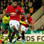 Man Utd tái hiện kỷ niệm buồn trên chấm 11m