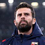 Thiago Motta bị Genoa sa thải giữa trận thua Inter