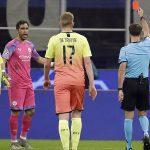 Man City hòa trận đầu tiên ở Champions League