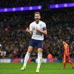 Kane lập hattrick trong thắng lợi 7-0 của tuyển Anh