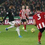 Man Utd bị Sheffield cầm chân