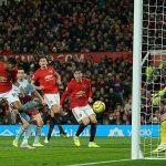 Man Utd phải chia điểm với Aston Villa tại Old Trafford
