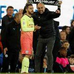 Guardiola: 'Man City không được sảy chân khi kém Liverpool 8 điểm'