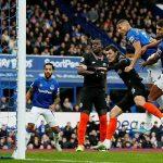 Chelsea thua 1-3 trên sân Everton