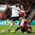 Salah giúp Liverpool thắng dễ Bournemouth