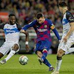 Messi ghi bàn thứ 50 trong năm 2019