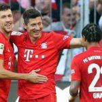 Bayern lên đỉnh bảng Bundesliga