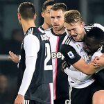 De Ligt giúp Juventus thắng trận derby thành Turin