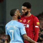 Sterling túm cổ cầu thủ Liverpool trên tuyển Anh