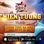 Game online Chiến Tướng ra mắt teaser, mở cửa tại Việt Nam vào ngày mai