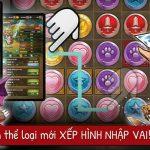 Puzzle Guardians - Asiasoft bất ngờ ra mắt game xếp hình nhập vai đầu tiên đến Việt Nam