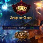 Spirit Of Glory tái hiện chất MOBA trên mobile khá ổn!
