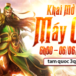 XemGame tặng 300 giftcode game Tam Quốc 3Q