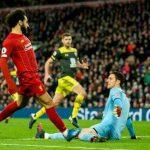 Liverpool bỏ cách Man City 22 điểm