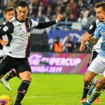 Juventus thua Lazio ở Siêu cup Italy
