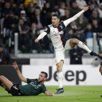 Ronaldo lập công giúp Juventus thắng Bologna