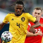 Tuyển Bỉ bị phạt vì cầu thủ mặc nhầm áo đấu