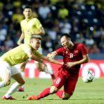Vòng loại World Cup 2022, diễn ra lúc 19h thứ Năm ngày 5/9
