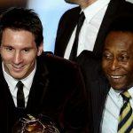 Kỷ lục của Pele là thách thức cho Messi trong năm 2020