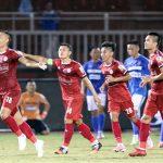 TP HCM thắng đậm Quảng Ninh