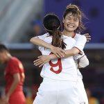 Việt Nam gặp Philippines ở bán kết bóng đá nữ SEA Games 30