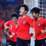 Hàn Quốc vào chung kết U23 châu Á