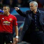 Mourinho: 'Tôi chưa bao giờ thấy Sanchez vui vẻ ở Man Utd'