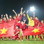 Tuyển nữ Việt Nam sang Thái Lan dự giải Đông Nam Á