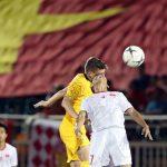 Việt Nam thua đậm Australia ở giải U18 Đông Nam Á