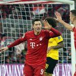 Bayern thắng áp đảo Dortmund