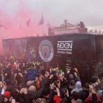 Man City yêu cầu Liverpool bố trí lối đi an toàn đến Anfield