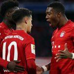 Bayern cắt mạch thua ở Bundesliga