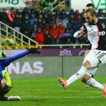 Juventus thắng ngược trên sân Atalanta