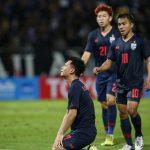 Tiền đạo Thái Lan xấu hổ vì bỏ lỡ cơ hội ghi bàn