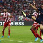 Bayern thắng ngược trên sân Olympiakos