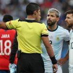 Messi trở lại đội tuyển Argentina sau án phạt