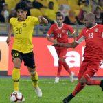Malaysia thua cữ dượt cuối trước vòng loại World Cup 2022