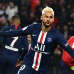 Neymar lập cú đúp trong trận hoà của PSG