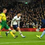 Tottenham ngắt mạch không thắng tại Ngoại hạng Anh
